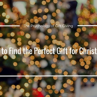 How to Find the Perfect Gift for Christmas