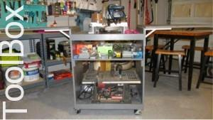 Learn how I built my miter saw table