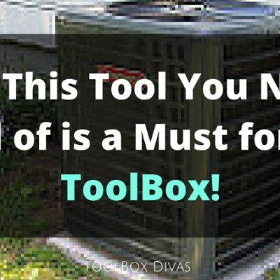 Why This Tool You Never Heard of is a Must for Your ToolBox!