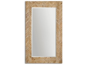 ToolBoxDivas_Uttermost Demetria 44 x 74 Oversized Wooden Floor Mirror