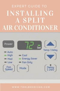 Expert Guide to Installing Split Air Conditioner - ToolBox Divas