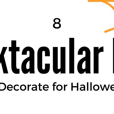 8 Spooktacular DIY's to Decorate for Halloween