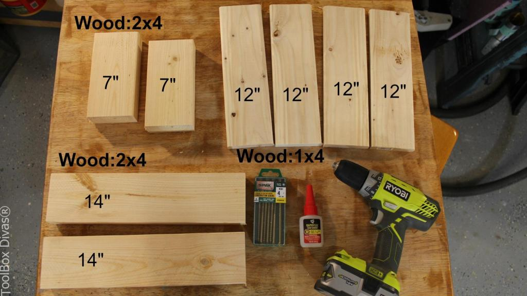 step stool measurements