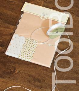 Sugar Paper® Blush Tissue Paper - 25 ct