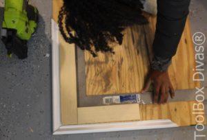 creating frame Jig