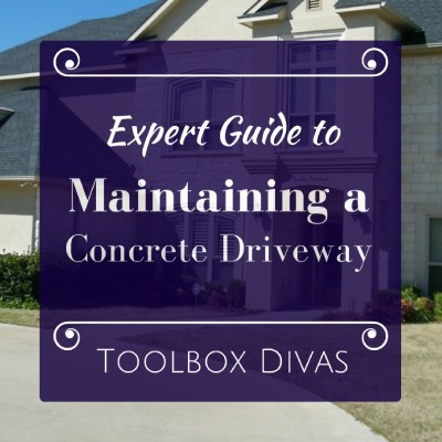 Expert Guide to Maintaining a Concrete Driveway