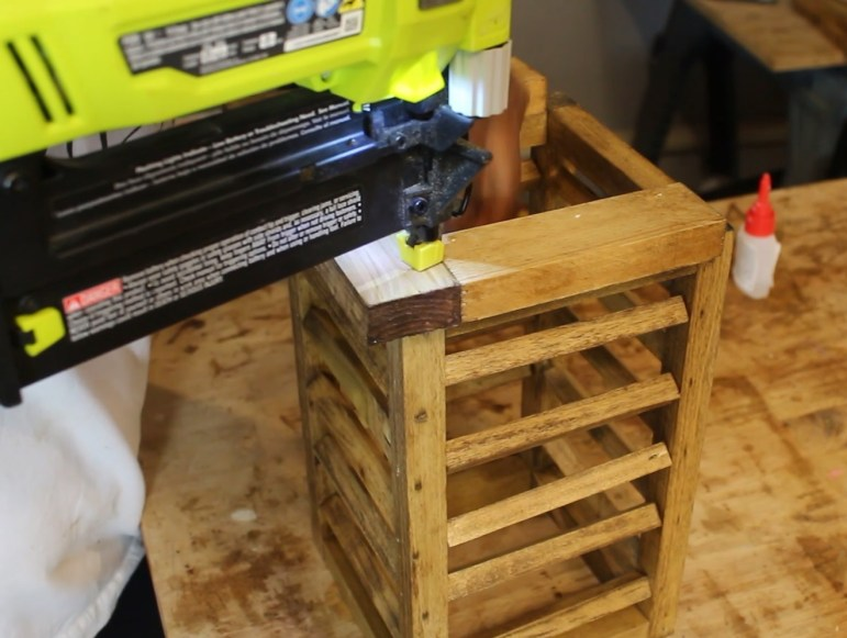 14.Wooden Lantern - ToolBox Divas