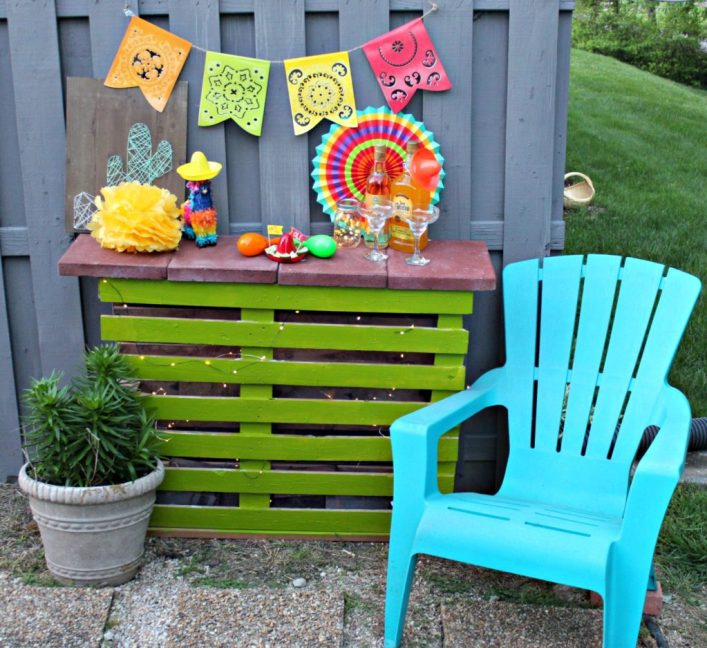cinco de mayo Margarita Bar - Toolbox Divas
