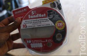 Diablo's SandNet discs