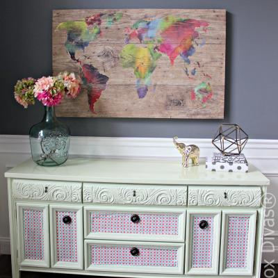 Flip My Buffet – Furniture Makeover