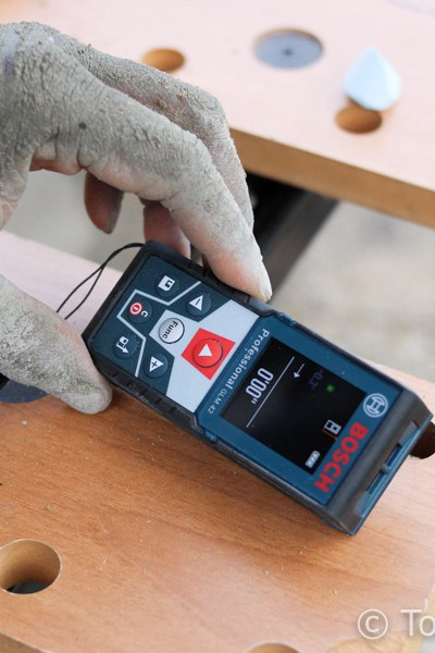Review of Bosch BLAZE 135 ft. Laser Measure (The New Tape Measure)