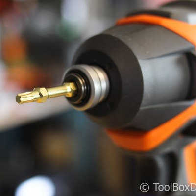 Impact Driver Bits for Drilling and Driving Screws