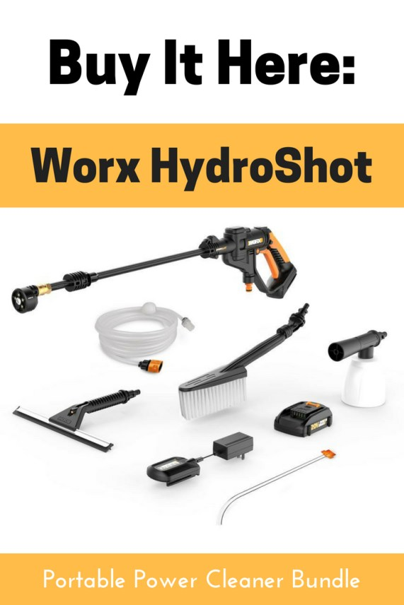 Tool Review Worx HydroShot buy it here