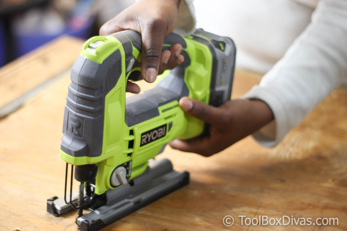 Tools 101 How To Use A Jigsaw Toolbox Divas
