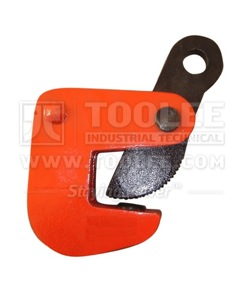300 9200 LB Type Horizontal Plate Lifting Clamp DHQB Model