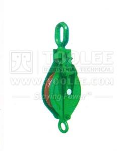 300 2801 21 Open Block Single Sleeve With Eye Splice Type