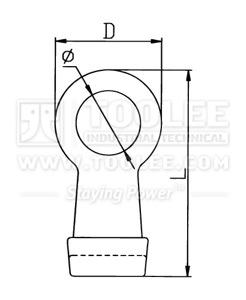 300 1254 Barrel Hook DRAWING