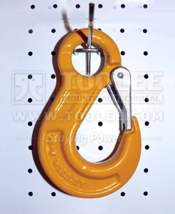300 1223 Sling Hook Eye Type with Safety Latch European Type G80