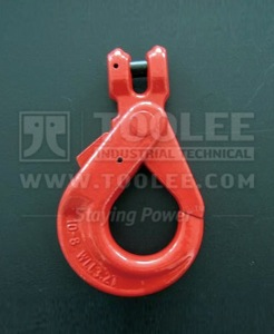 300 1211 Safety Hook Cleivs Type With Self Locking Latch G80 U S Type