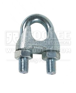 300 2101 Wire Rope Clip DIN741