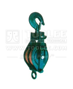 300 2801 12 Open Block Double Sleeve With Hook