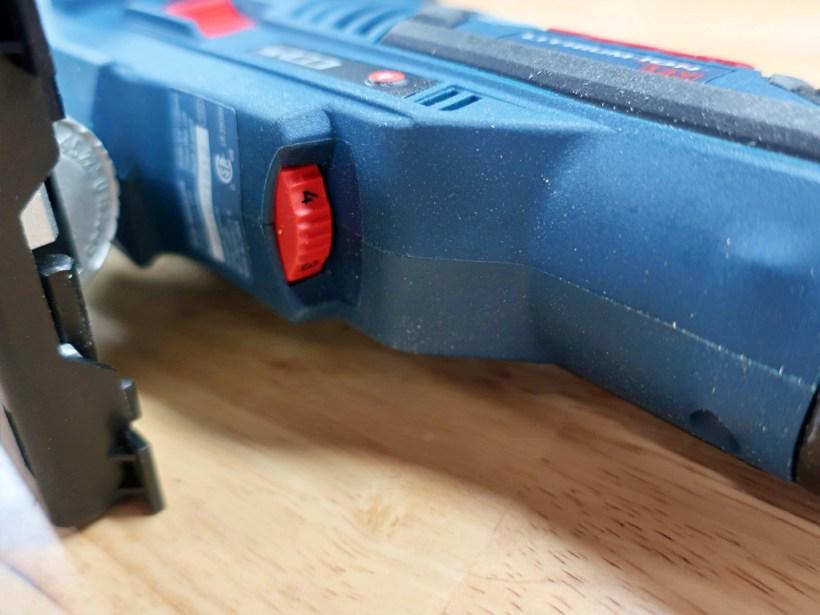 Bosch 12V Barrel Grip Jigsaw Review