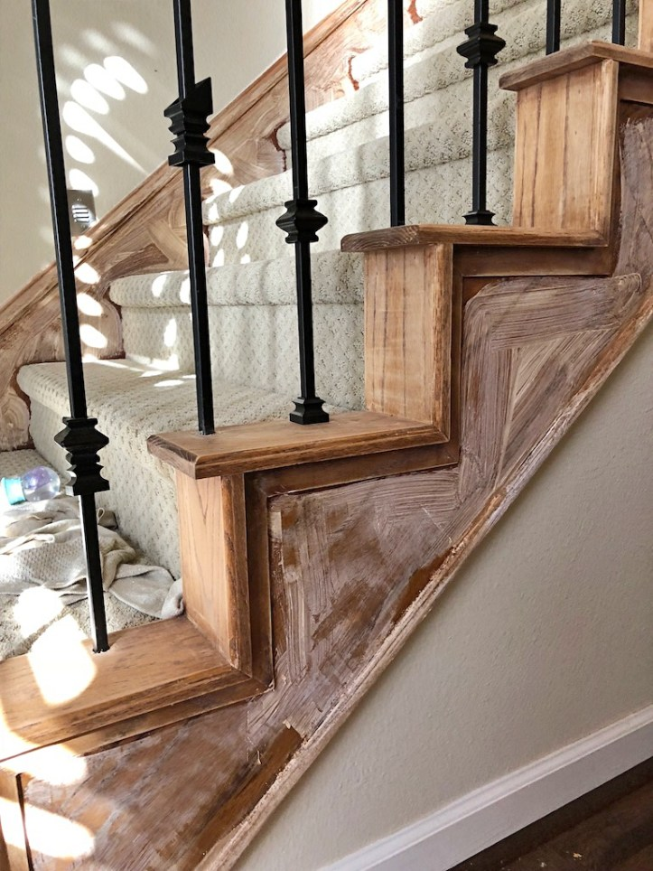 Stair Place Remodel - Part One