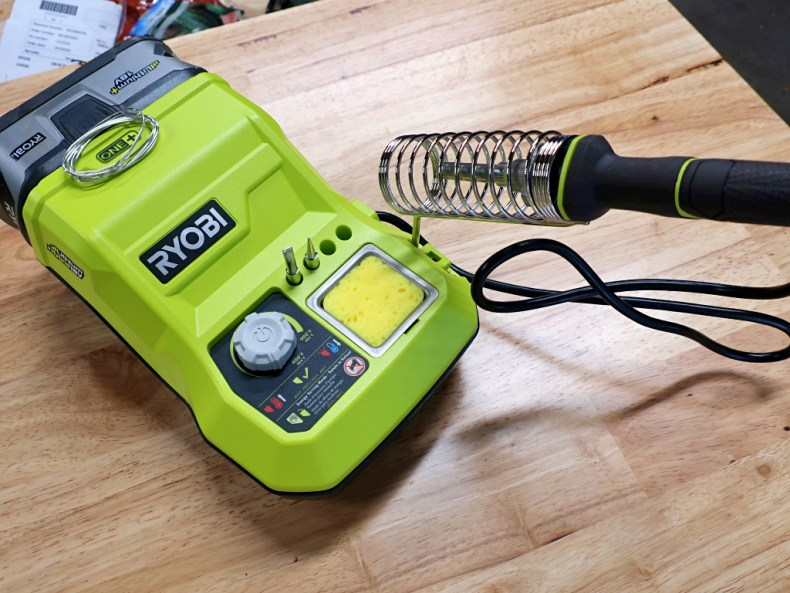 Ryobi Soldering Station Review - First Look