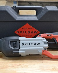 Skilsaw 15 Amp Reciprocating Saw Review – First Look