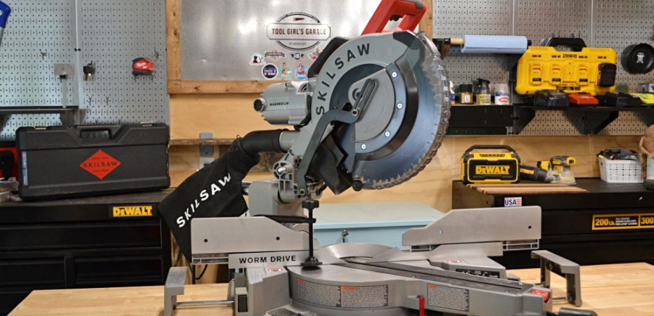 Skilsaw Miter Saw Review - First Look