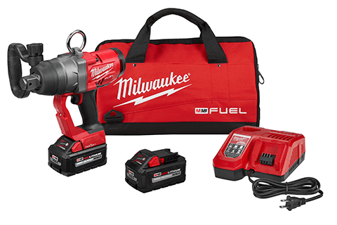 New Milwaukee 1-inch Cordless Impact Wrench