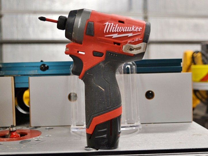 May Tool Favorites - Milwaukee 12V Impact Driver