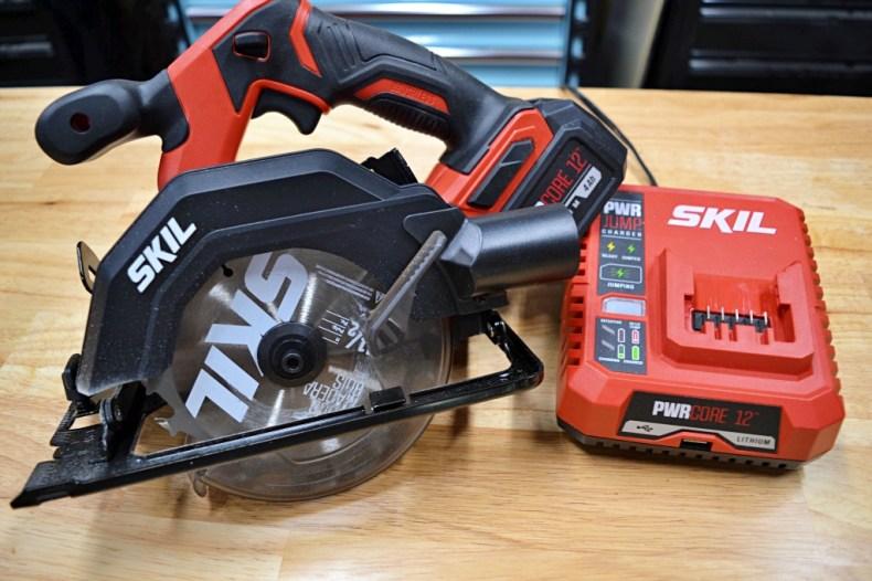 Skil 12V Circular Saw Review