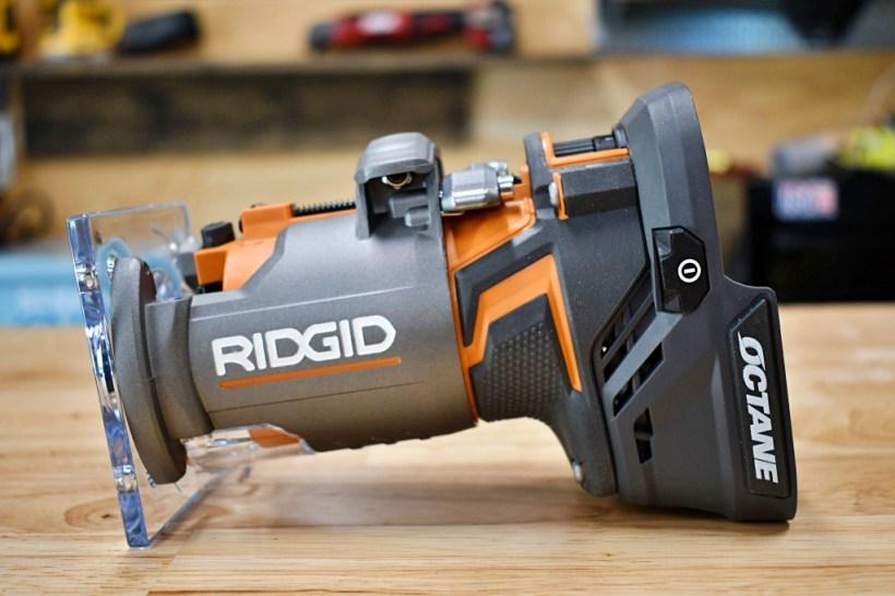 Ridgid Octane Cordless Router Review