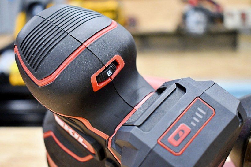 Skil Cordless Sander Review