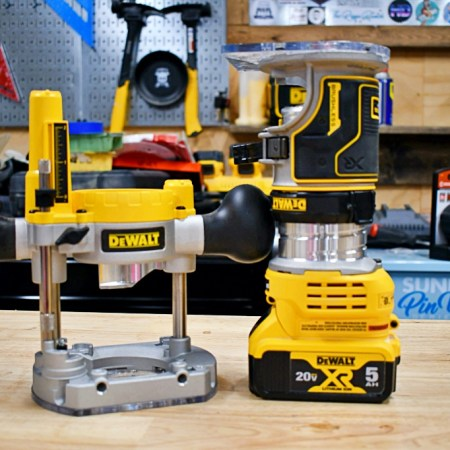 DeWalt Cordless Router Review
