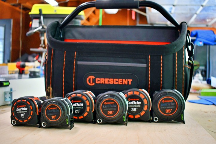 Crescent Lufkin Shockforce Tape Review