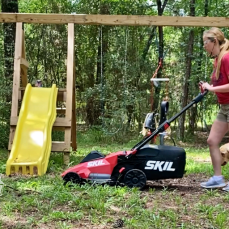 SKIL Mower Review