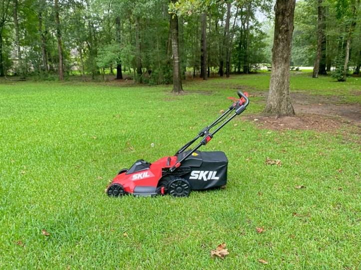 SKIL Mower Review