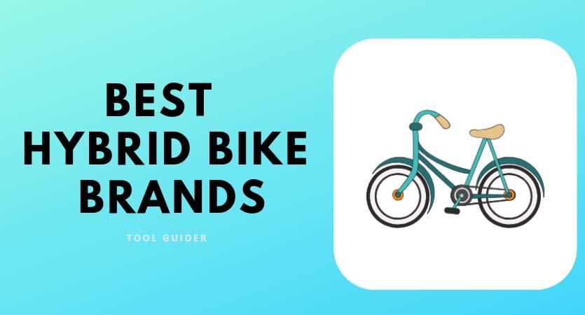 Best Hybrid Bike Brands featured image