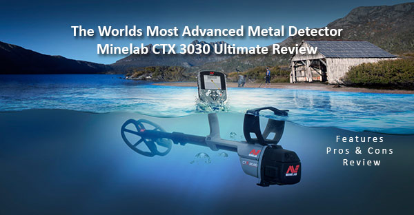 minelab ctx 3030 review featured image