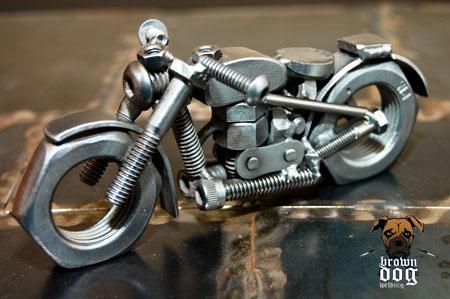 Brown-Dog-Welding-Motorcycle