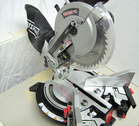 Kobalt Tools Review >> Hands-on Review of the Craftsman MiterMate Miter Saw