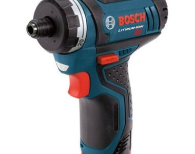 Bosch PS21 2A 12V lithium ion Cordless Pocket Driver