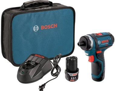 Bosch PS21-2A Cordless Screwdriver Kit