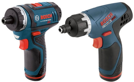 Bosch PS21-2A vs PS20-2A 12V Pocket Driver Comparison