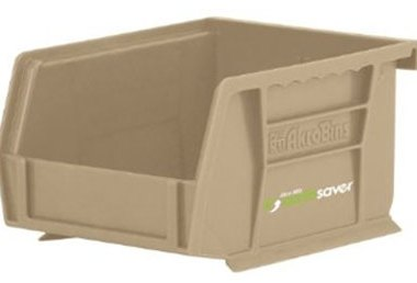 Akro-Mils EarthSaver Recycled Plastic Parts Bins