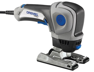 Dremel Trio Pivoting Handle Rotary Tool