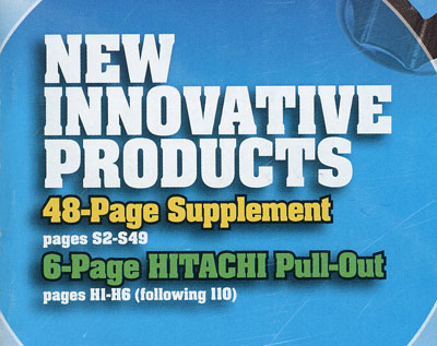 Sears 2010-2011 Tool Catalog Hitachi Emphasis