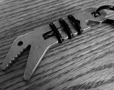 Atwood Lock Nut Monster Pocket Wrench and Prybar Tool